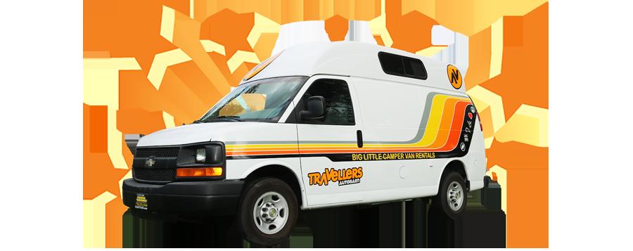 Campervan & RV Rentals | Travellers Autobarn USA