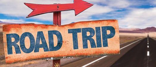Denver to Los Angeles Road Trip Campervan RV