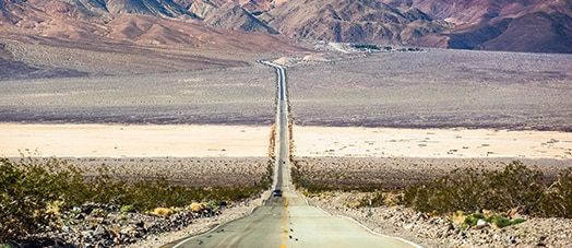 Las Vegas to Death Valley Road Trip 1