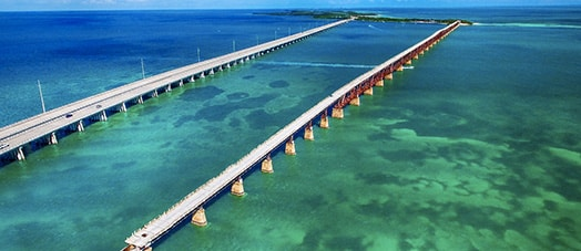 Miami to Key West Campervan Road Trip 1