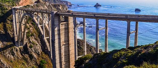 San Francisco to Los Angeles Road Trip Campervan 5