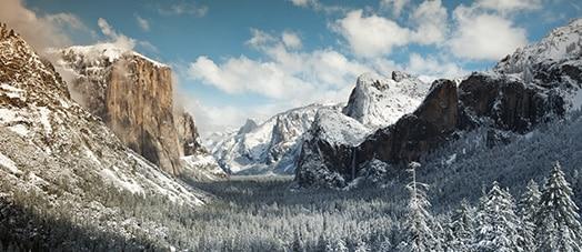 San Francisco to Yosemite Road Trip 2