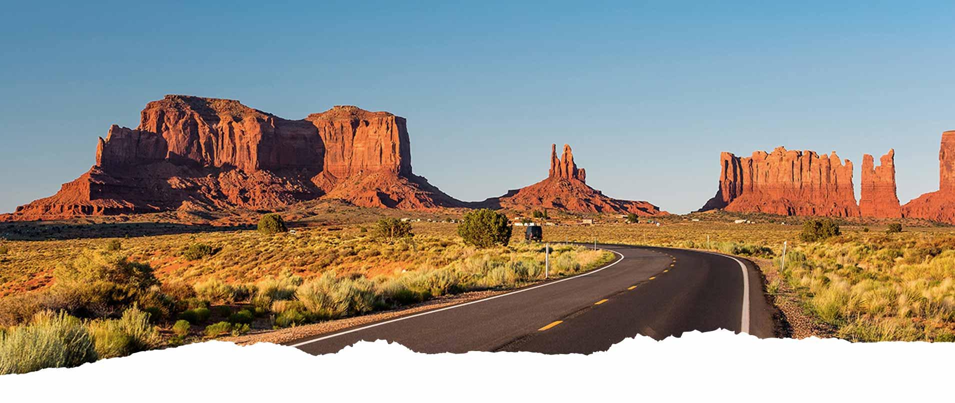 Road trip itineraries