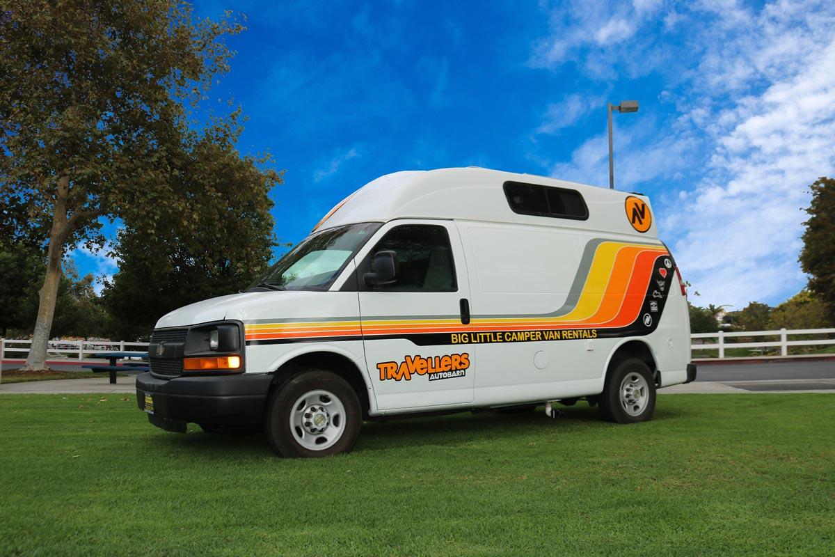 Kuga Campervan Rental Amp Rv Rentals Travellers Autobarn Usa