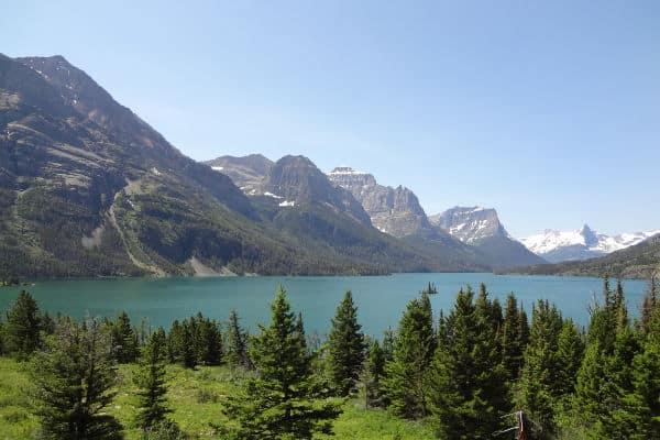 Glacier National Park in Montana