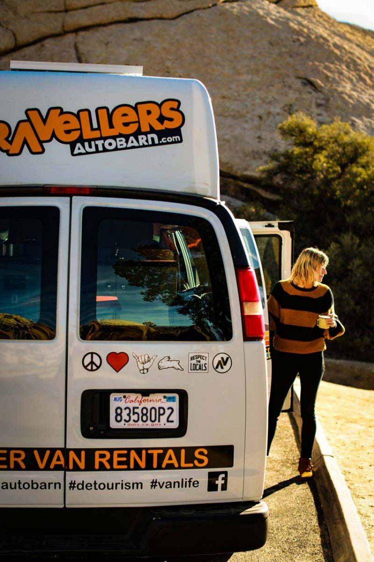 Hitop Campervan Rental & RV Rentals USA | Travellers