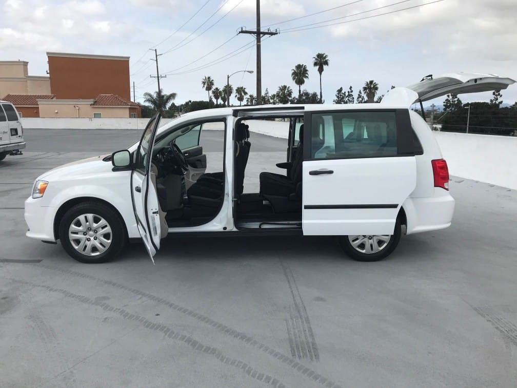 Mini Van/Station Wagon Rental6