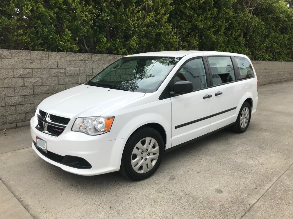 Mini Van/Station Wagon Rental