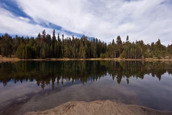 Hume Lake Kings Canyon National Park