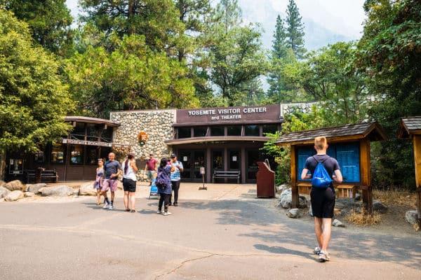 Yosemite Visitor Center
