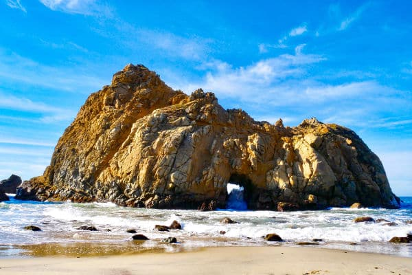 Pfeiffer Beach, Big Sur CA