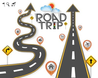 Raod trip apps