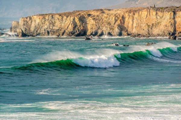 Sand Dollar Beach, Big Sur CA