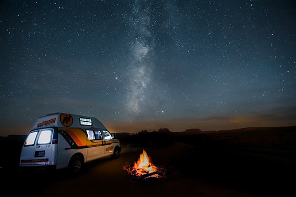Saving on Campgrounds in the USA