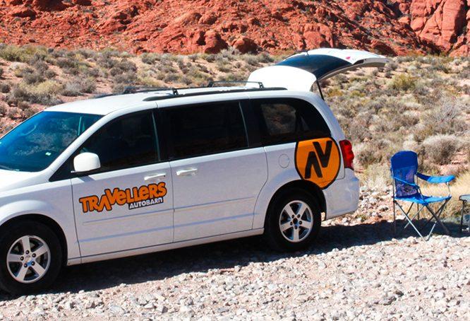 Minivan Stationwagon USA Rental