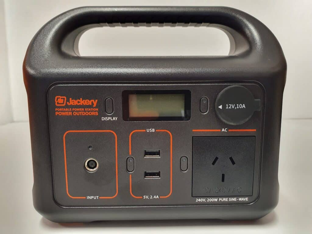 Jackery Explorer 240 Portable Power Station