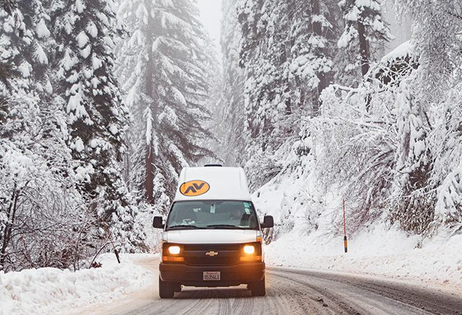 Travellers Autobarn Winter Campervan Road Trip Destinations