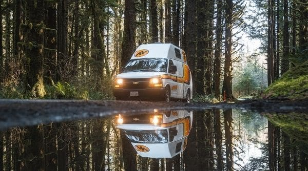 Cody Conk Travellers Autobarn Campervan