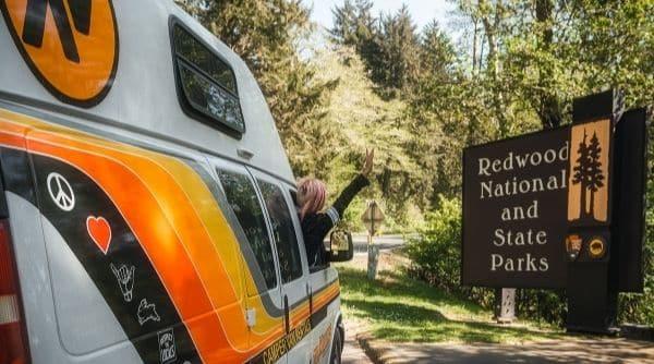 Travellers Autobarn Campervan